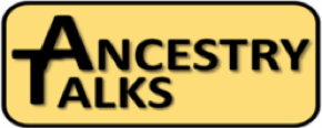 Ancestry Talks logo